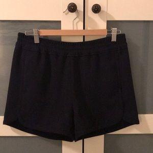 Dressy, navy JCrew shorts - sz 6